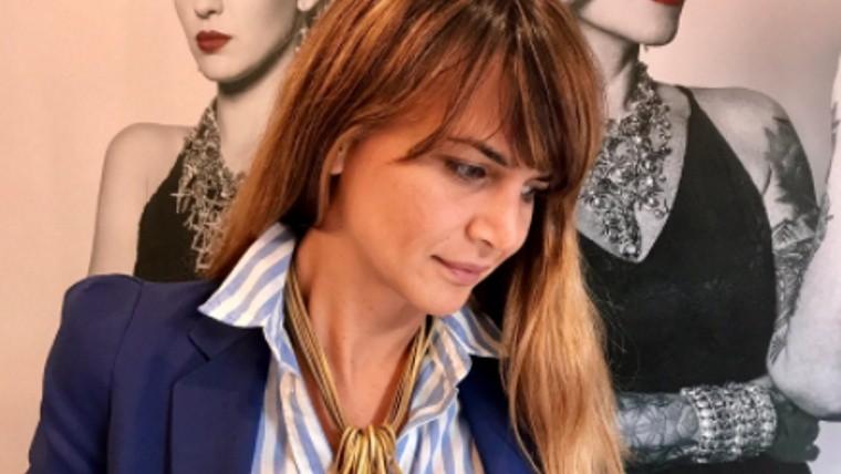 Le hackearon la cuenta de Twitter de Amalia Granata