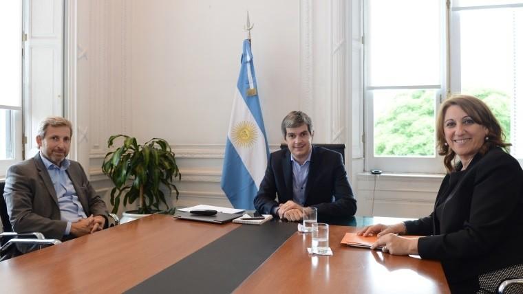Fein se reuni con el jefe de gabinete y el ministro del for Gabinete del ministro del interior
