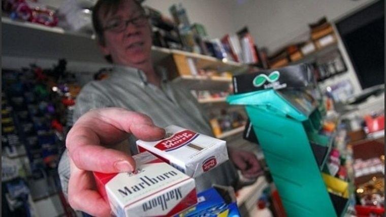 Desde el lunes suben los cigarrillos
