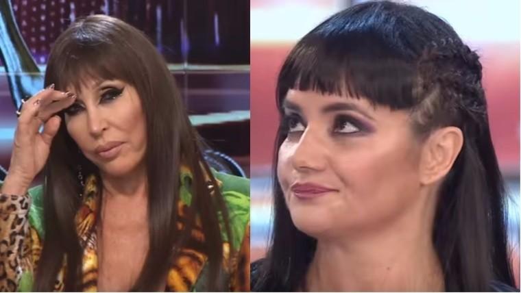 Moria Casán y Nancy Pazos se cruzaron duro en Showmatch