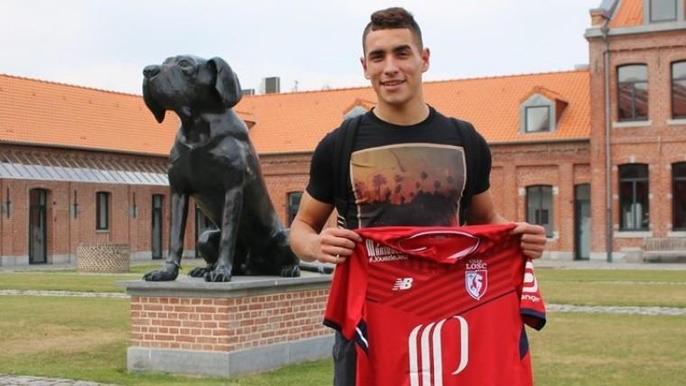 Marcelo Bielsa sumó un refuerzo argentino: Ezequiel Ponce llegó a Lille