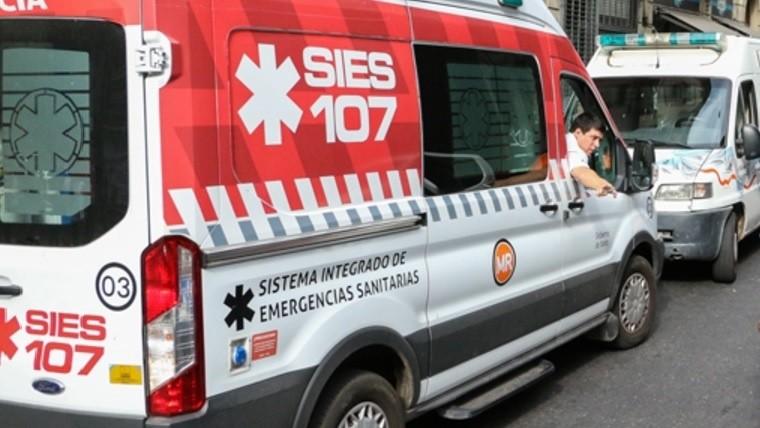 Una pareja de ancianos murió por inhalación de monóxido de carbono