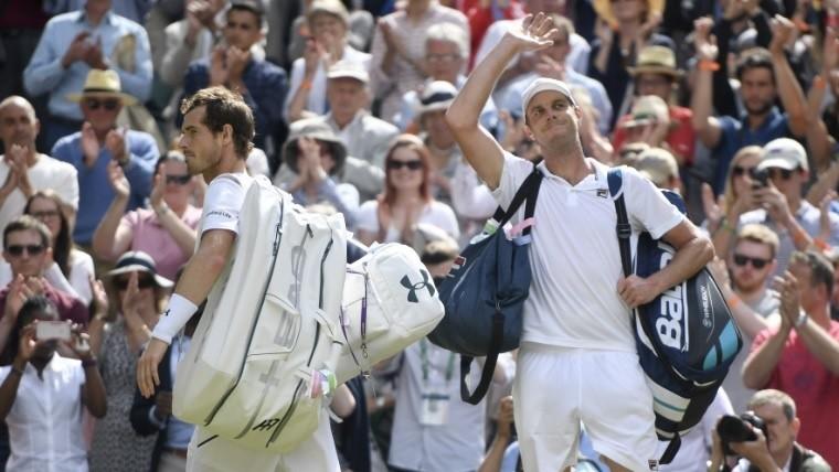 Wimbledon tendrá nuevo rey: Murray es eliminado sorpresivamente en cuartos de final