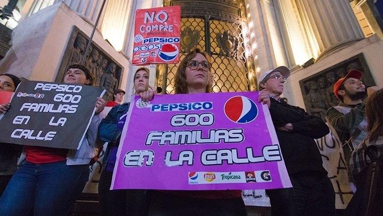 Triaca, sobre Pepsico: