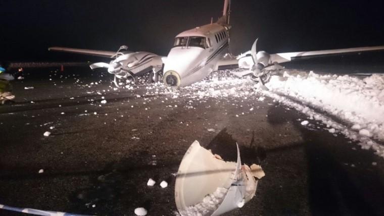 Resultado de imagen para avion despistado bariloche