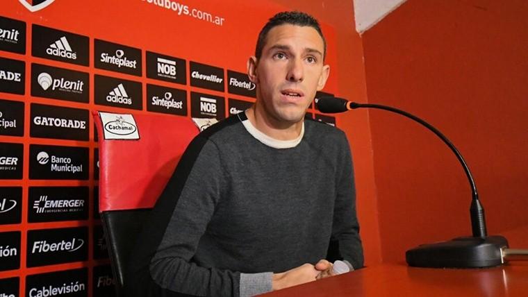 Uno de los grandes de Uruguay confirmó la llegada de Maxi Rodríguez