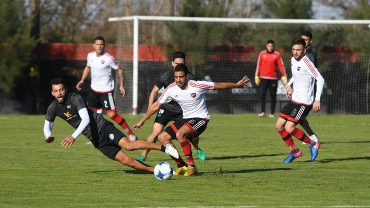 Newell's le ganó por 3-1 a Belgrano, en Bella Vista