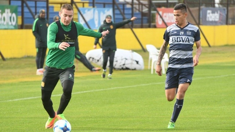 Rosario Central le empató 2-2 con Talleres