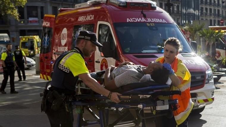 Cuna de los atentados sobre ruedas desde 2016 — Europa