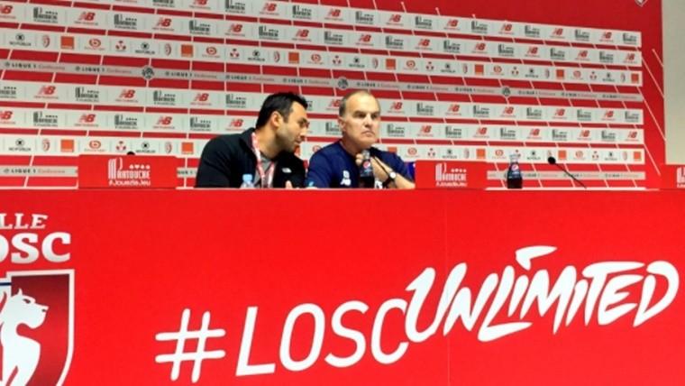 Marcelo Bielsa vuelve a tropezar con Lille en la Ligue 1