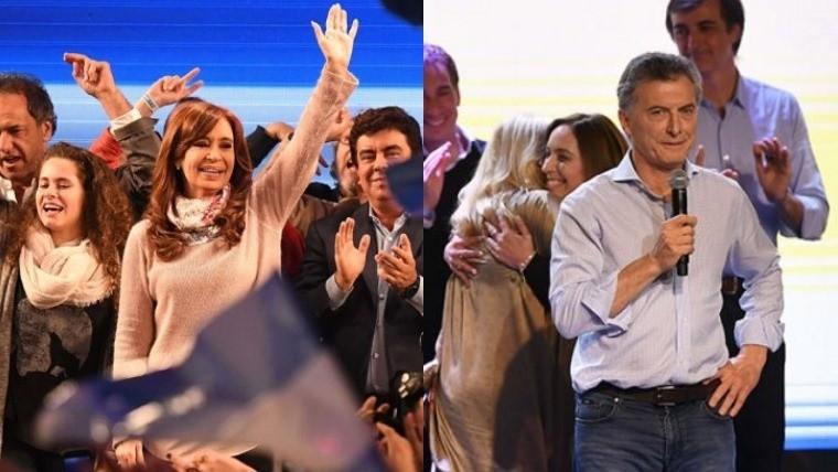 Cristina Kirchner se impone en los escrutinios definitivos de las PASO