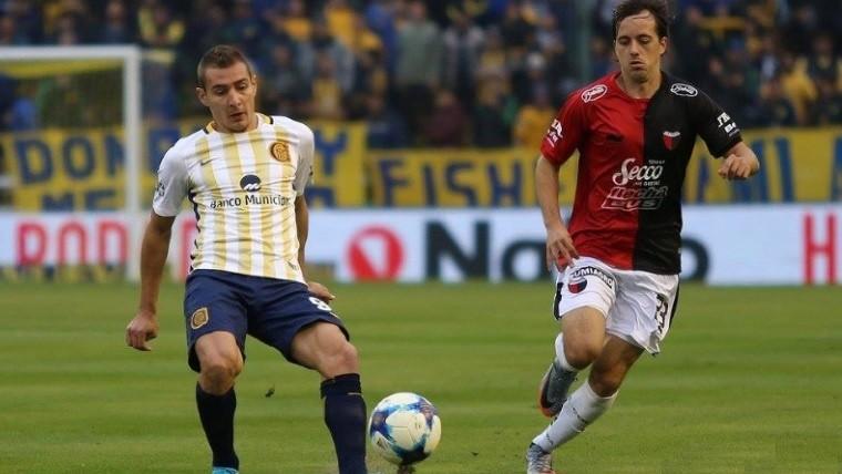 Alfonso Parot debuta oficialmente por Rosario Central con un empate