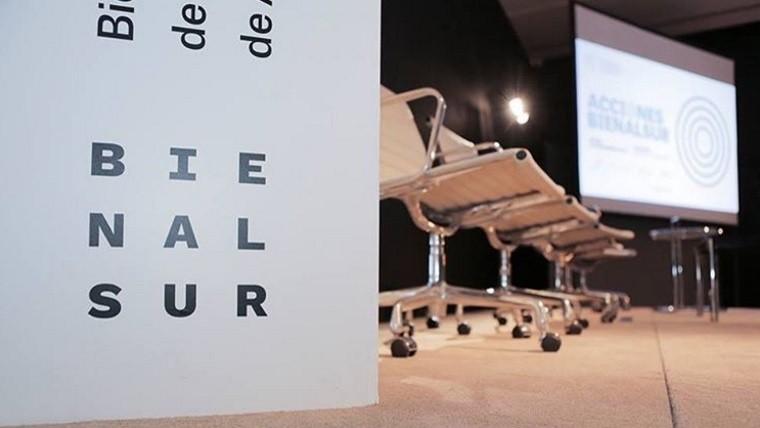Rosario ser una de las sedes de bienalsur for Simultaneo contemporaneo