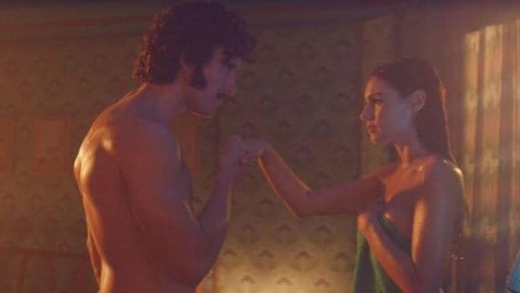 Sensualidad y erotismo: El video del adelanto de la película de Pampita