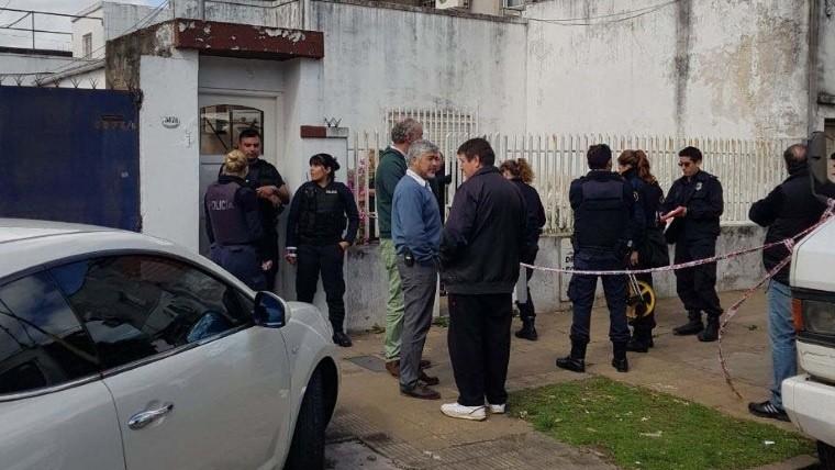 Triple crimen en Caseros en manos de un anciano
