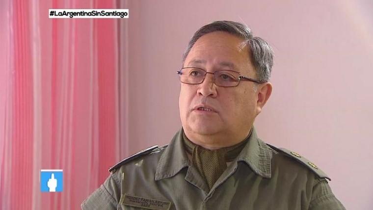 Celular chileno del desaparecido Santiago Maldonado podría ayudar en su búsqueda