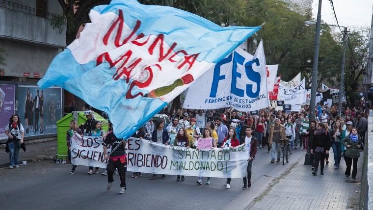 Recuerdan en Argentina los 41 años de