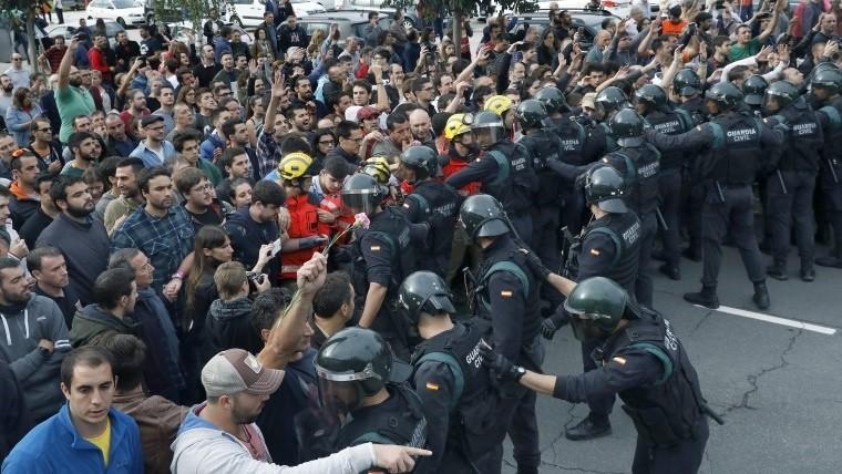 Incertidumbre sobre el modo en que Cataluña piensa garantizar el referéndum