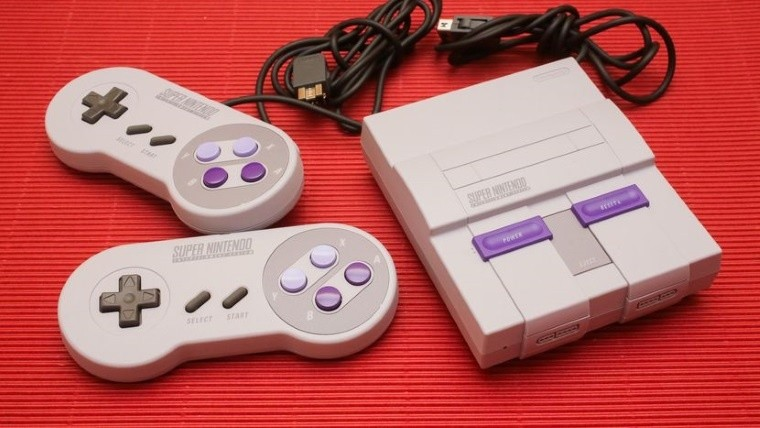 Nintendo Reedita La Consola Super Nes Classic Edition Taringa