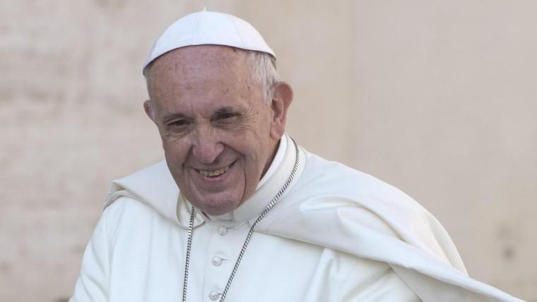 ¿Ganará el papa Francisco el Nobel de Paz?