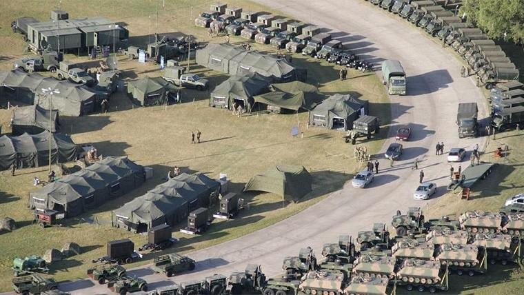 Una soldado voluntaria denunció haber sido abusada por un suboficial del Ejército