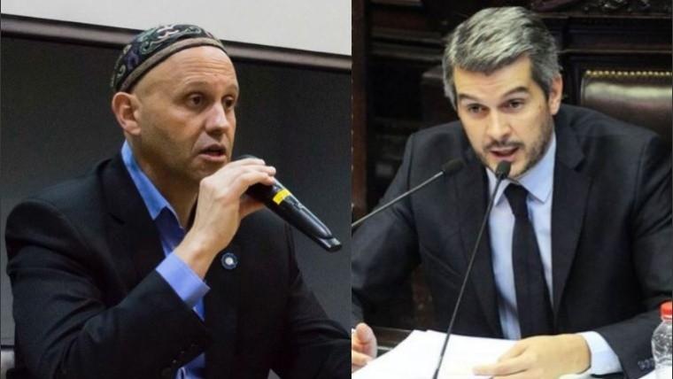 Bonfatti pidió disculpas después de haber comparado a Macri con Hitler