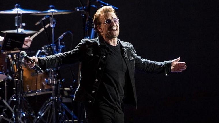 Emotiva carta de Bono de U2 al hermano de Santiago Maldonado