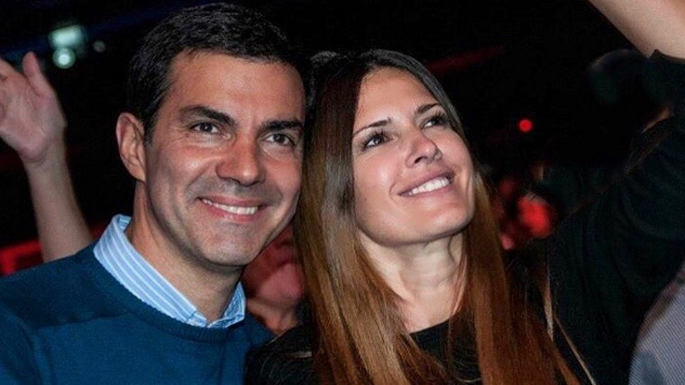 Isabel Macedo y Juan Manuel Urtubey esperan su primer hijo