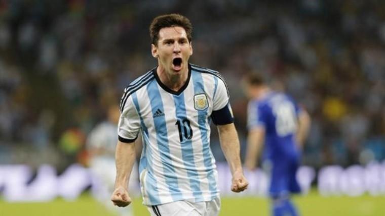 Messi ganó un juicio y donó su indemnización a