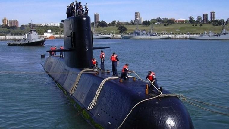 Desmienten Rescate Del Submarino Argentino Desaparecido