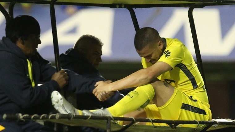 ¿Se pierde el Mundial? Darío Benedetto sufrió rotura de ligamentos