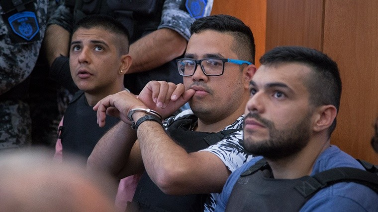 Comenzó el juicio a la banda narco