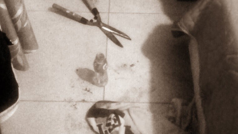 Le cortó los genitales a su amante con una tijera de podar