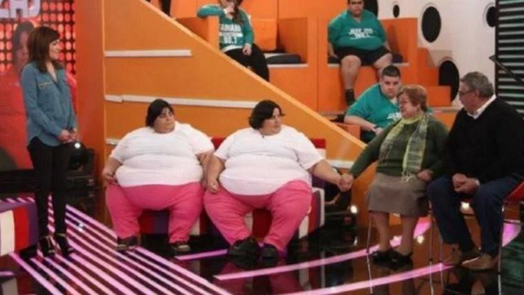 Una ex participante de Cuestión de peso en estado crítico