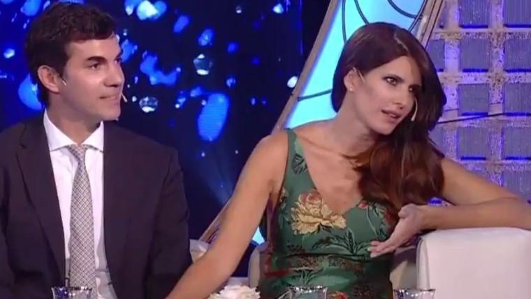 Isabel Macedo y Urtubey revelaron a Susana el sexo del bebé