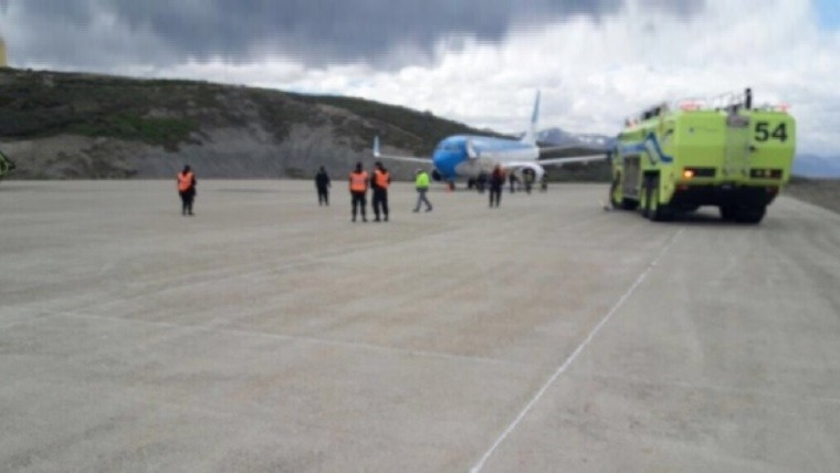 Conocé el nuevo avión de Aerolíneas Argentinas, el primer Boeing 737 MAX