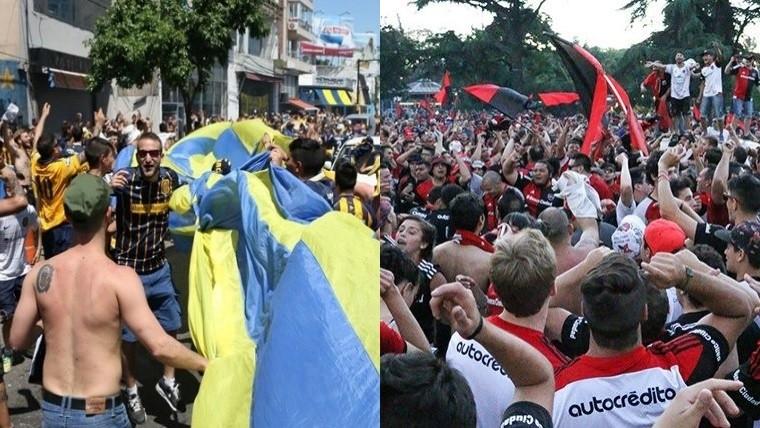 Rosario Central vs Newell's Old Boys, Superliga Argentina — Clásico en vivo