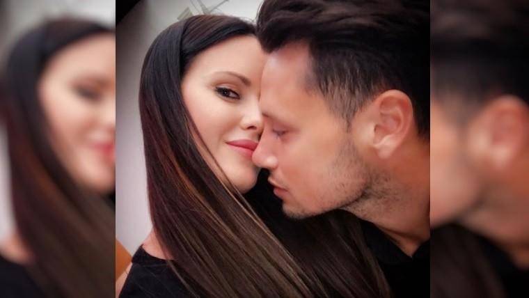 Polémico mensaje de Mauro Zárate a su hermosa esposa