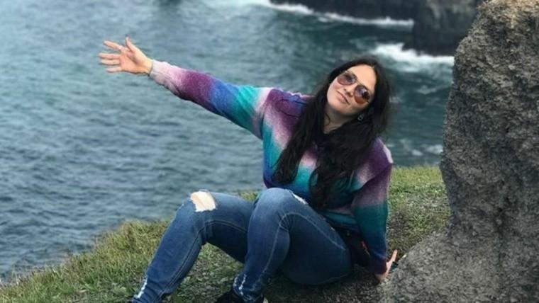 Encontraron muerta a la mujer que cayó del parapente