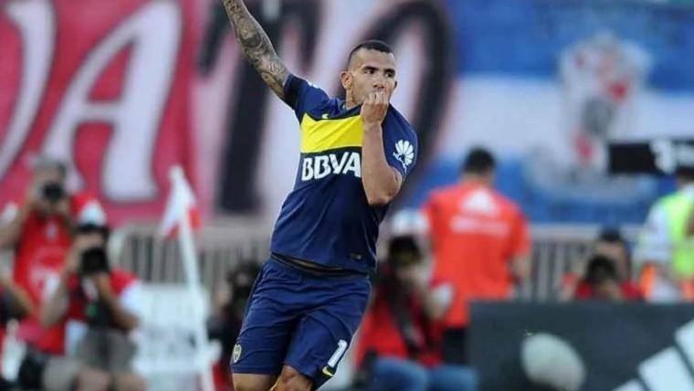 """Tevez se incorpora a la pretemporada del Boca Juniors"""""""