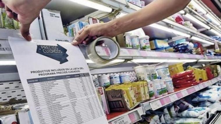 Extienden hasta mayo el programa Precios Cuidados