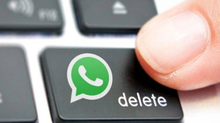 Ahora WhatsApp recupera mensajes eliminados