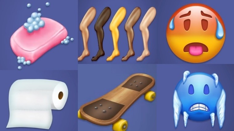 Mira los 157 emojis listos para estrenarse este año