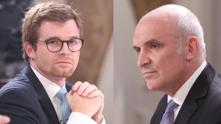 Tenso cruce entre Nicolás Massot y José Luis Espert
