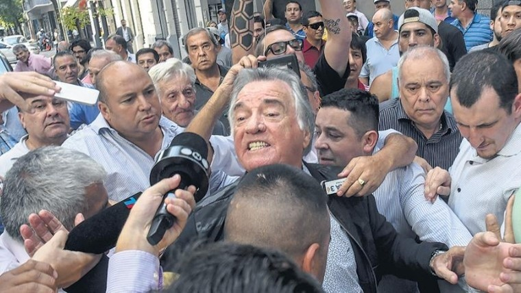 Servini aceptó la apelación de Gioja — Intervención del PJ
