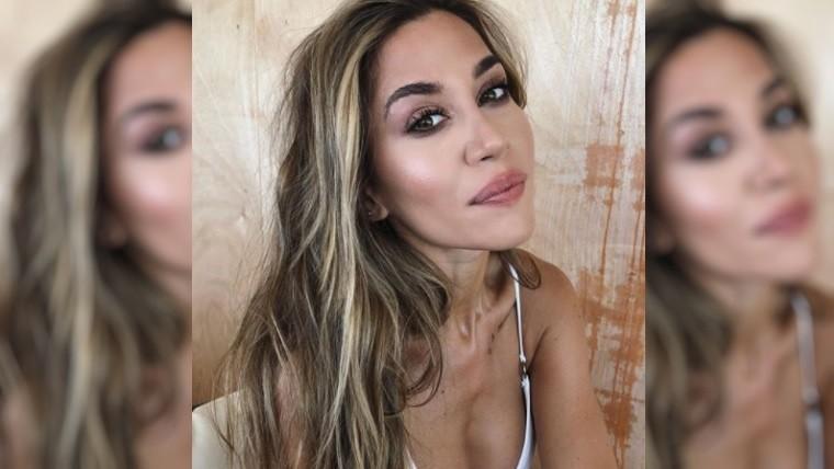 Jimena Barón publicó una explosiva foto desnuda