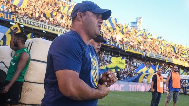 Rosario Central y Racing no encuentran los arcos — EN VIVO Superliga