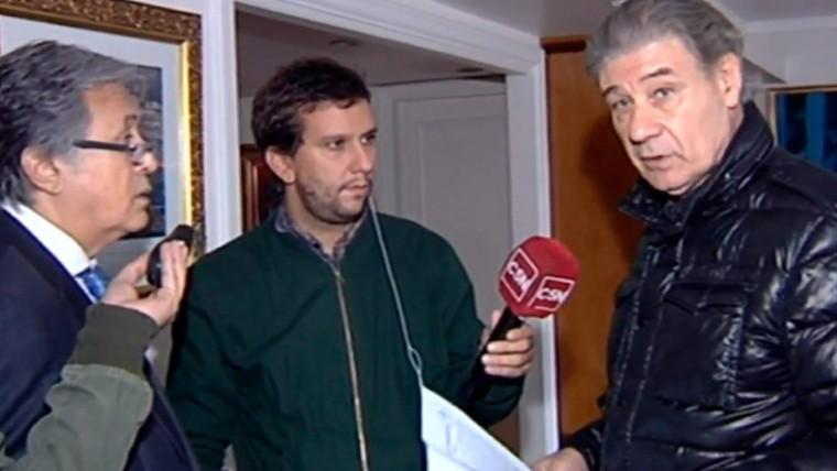 El kirchnerismo repudió el allanamiento al domicilio de Víctor Hugo