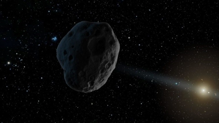 Astrónomos observan asteroide que pasará cerca de la tierra