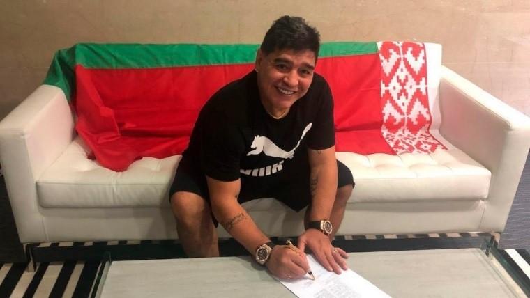 También Maradona apoya la despenalización del aborto